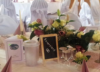 Hochzeit, Hochzeitsfeier